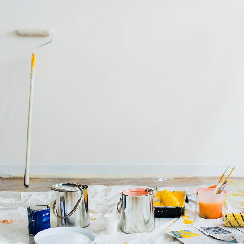 Morisseau peinture Loire-Atlantique : réalisations